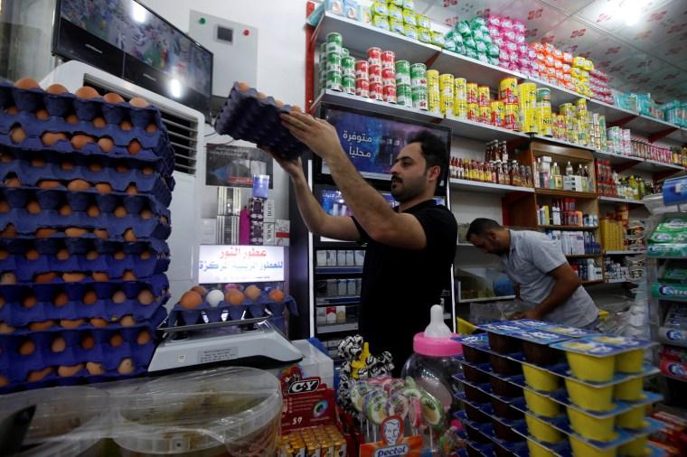 العراق يستورد الكم الأكبر من السلع الغذائية من الخارج