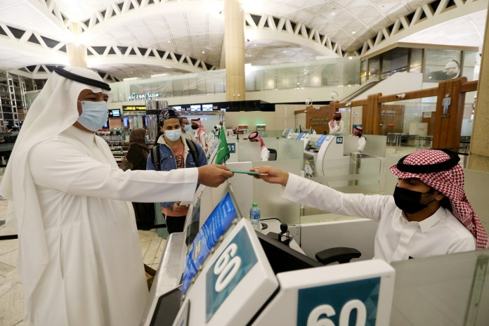 Saudi authorities lifted the travel ban on its citizens after fourteen months due to coronavirus disease (COVID-19) restrictions