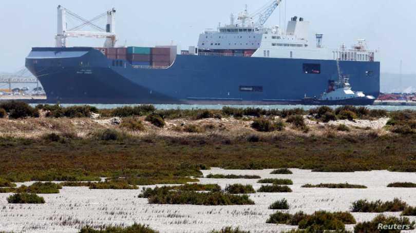 """Le navire """"NCC Dammam"""" a été attaqué à l'extérieur du port de Yanbu"""