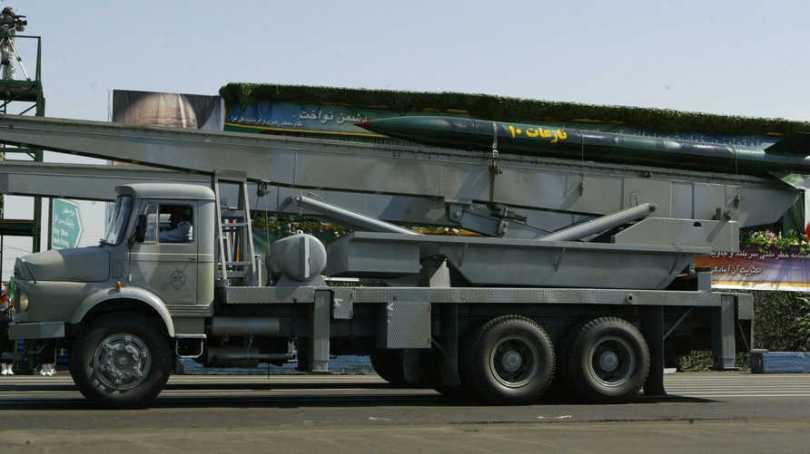 L'observatoire a déclaré que les missiles à moyenne portée sont des missiles sol-sol
