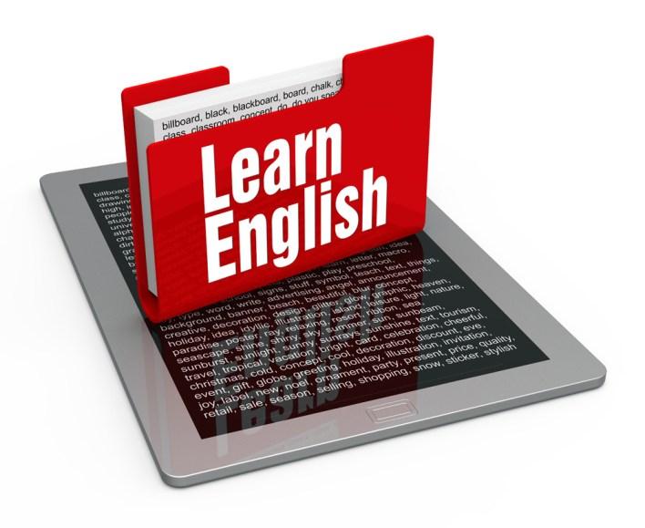 تعلم الإنكليزية عن طريق التقنيات الجديدة