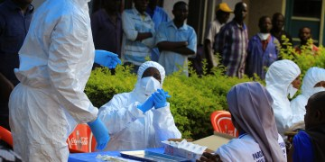 WHO Warns It is Running Out of Money to Tackle Ebola Epidemic in DRC