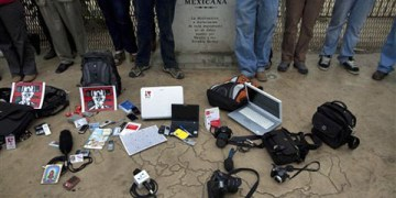 Mexican Journalist Shot to Death in Eastern State of Veracruz