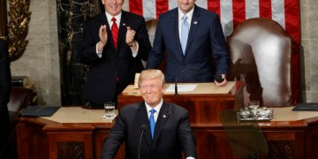 Trump Wants to Deliver State of Union Even if Trial Underway