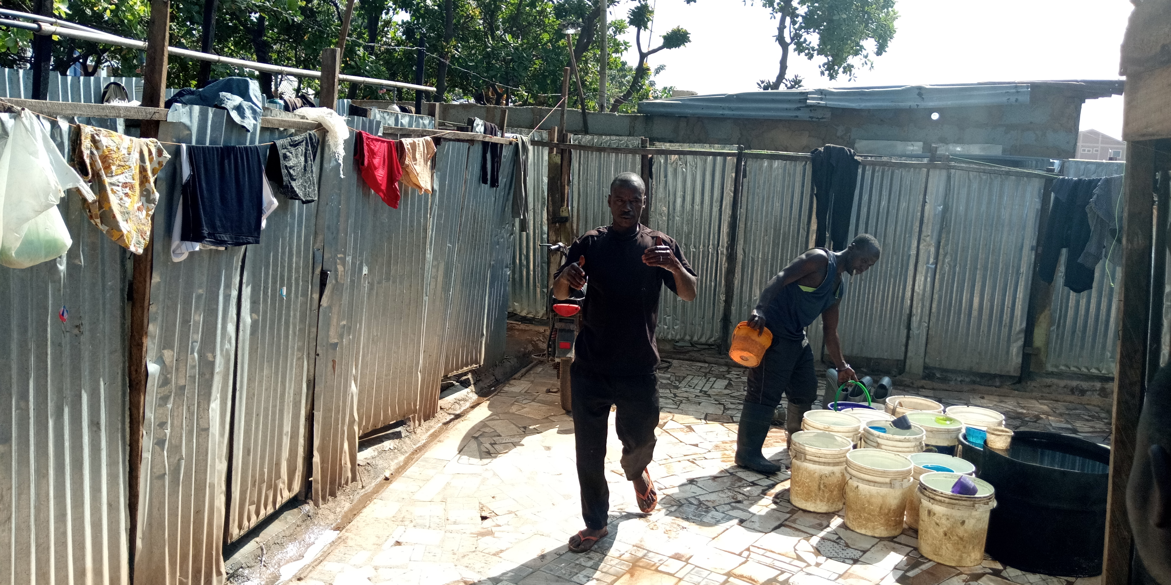 Nigerian Authorities Launch Campaign Against Open Defecation