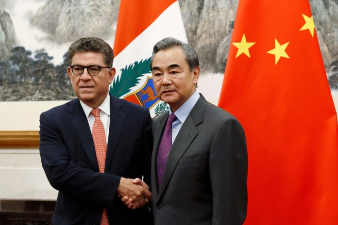 Diplomat: Peru and US Close to Signing Deal to Counter Chinese Influence in Region
