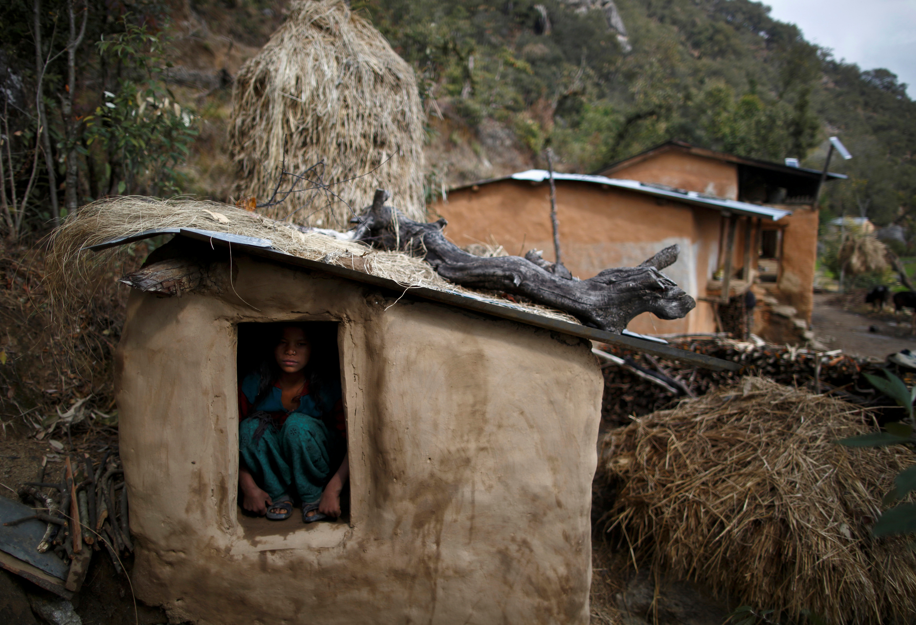 Nepal Makes First Arrest over 'Menstrual Hut' Death | Voice of America - English