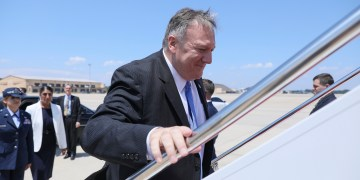 US State Department Bars NPR Reporter from Pompeo Trip After Testy Interview