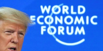 Trump Touts US Economy in Davos, Ahead of Impeachment Trial Start