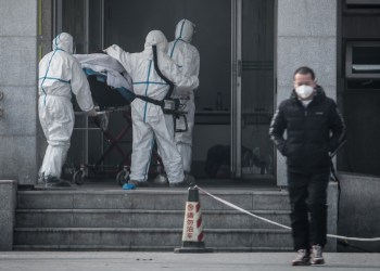 China Reports 136 New Coronavirus Cases Over the Weekend