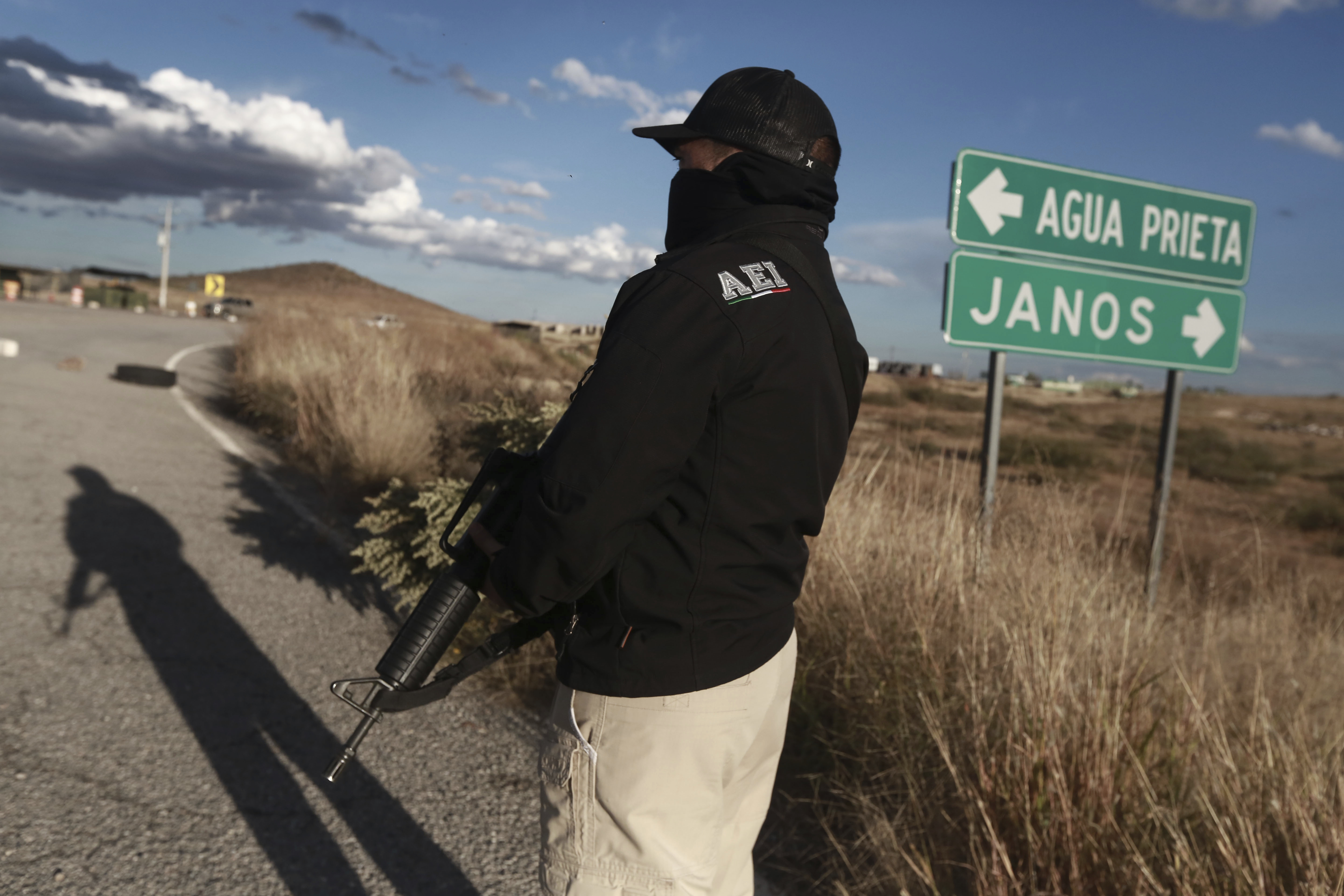 At Least 19 Killed in Mexico Gang Clash