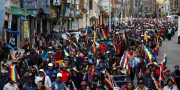 Bolivia's Declared Interim President Faces Challenges