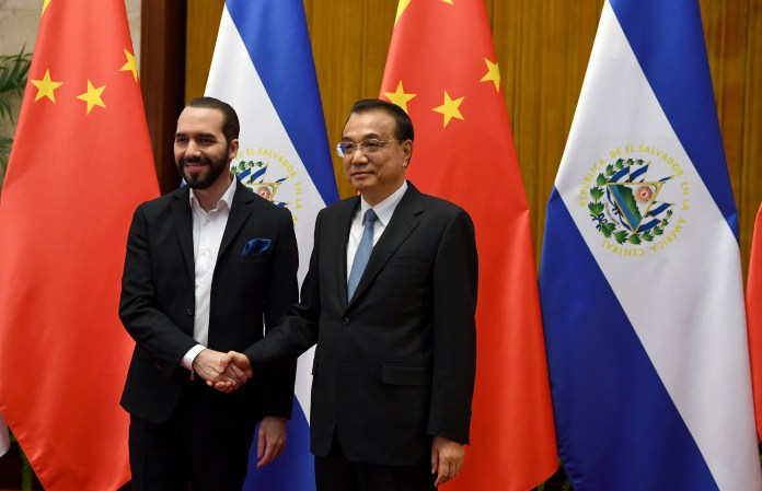 China Signs On for 'Gigantic' Investment in El Salvador Infrastructure