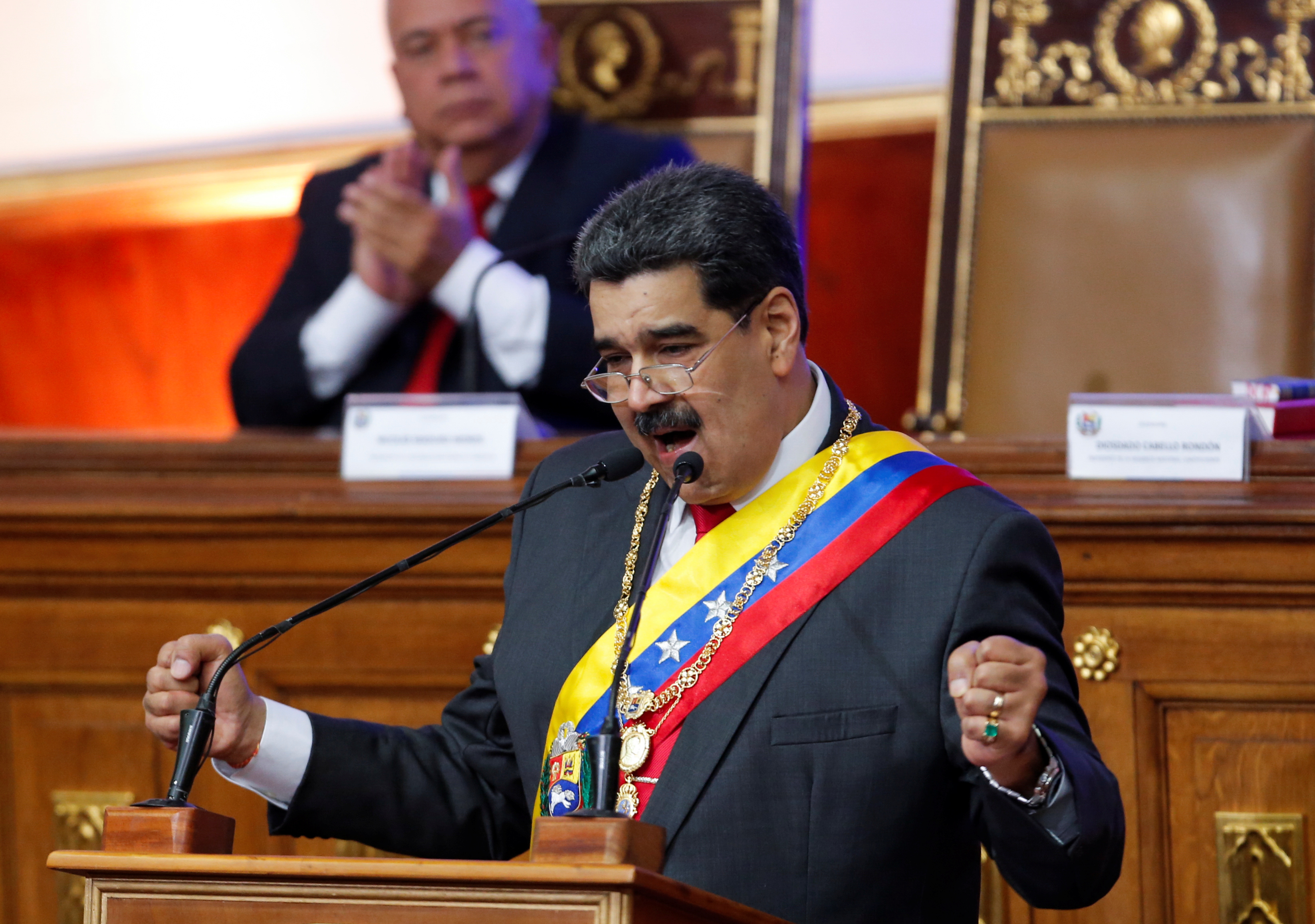 US Sanctions Another Russian Company for Supporting Maduro Regime