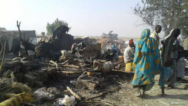 Nigeria: 'Wrong Coordinates' Cause of Deadly Rann Bombing | Voice ...