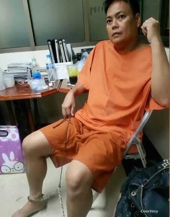 Siraphop Kornaroot was arrested June 25, 2014, for ignoring a summons from the military to appear for