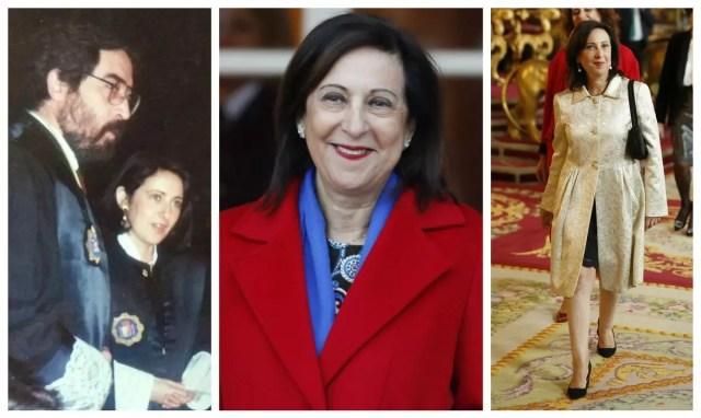 Margarita Robles, al descubierto: soltera, sin hijos y con medio millón de  euros en el banco