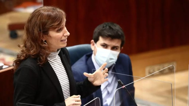 Más Madrid respalda la lista de Mónica García para las elecciones