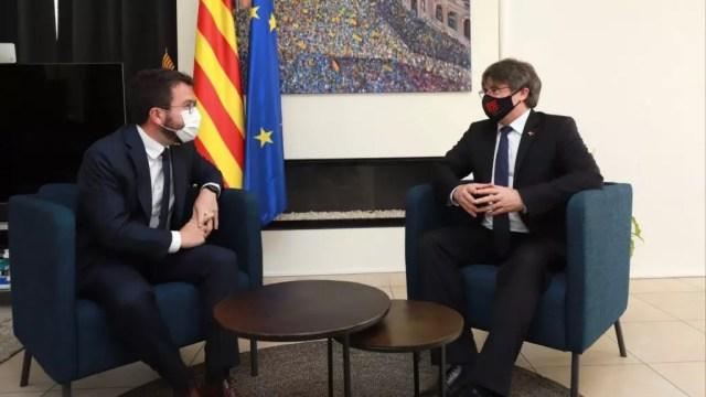 El Gobierno catalán ocultó al Parlament las citas del asesor de Puigdemont con los espías rusos