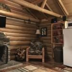 Black Bear Lodge Rustic Log Cabin Glenfield