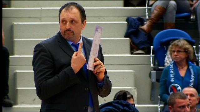 Roeselare-coach Rousseaux is de architect van het succes