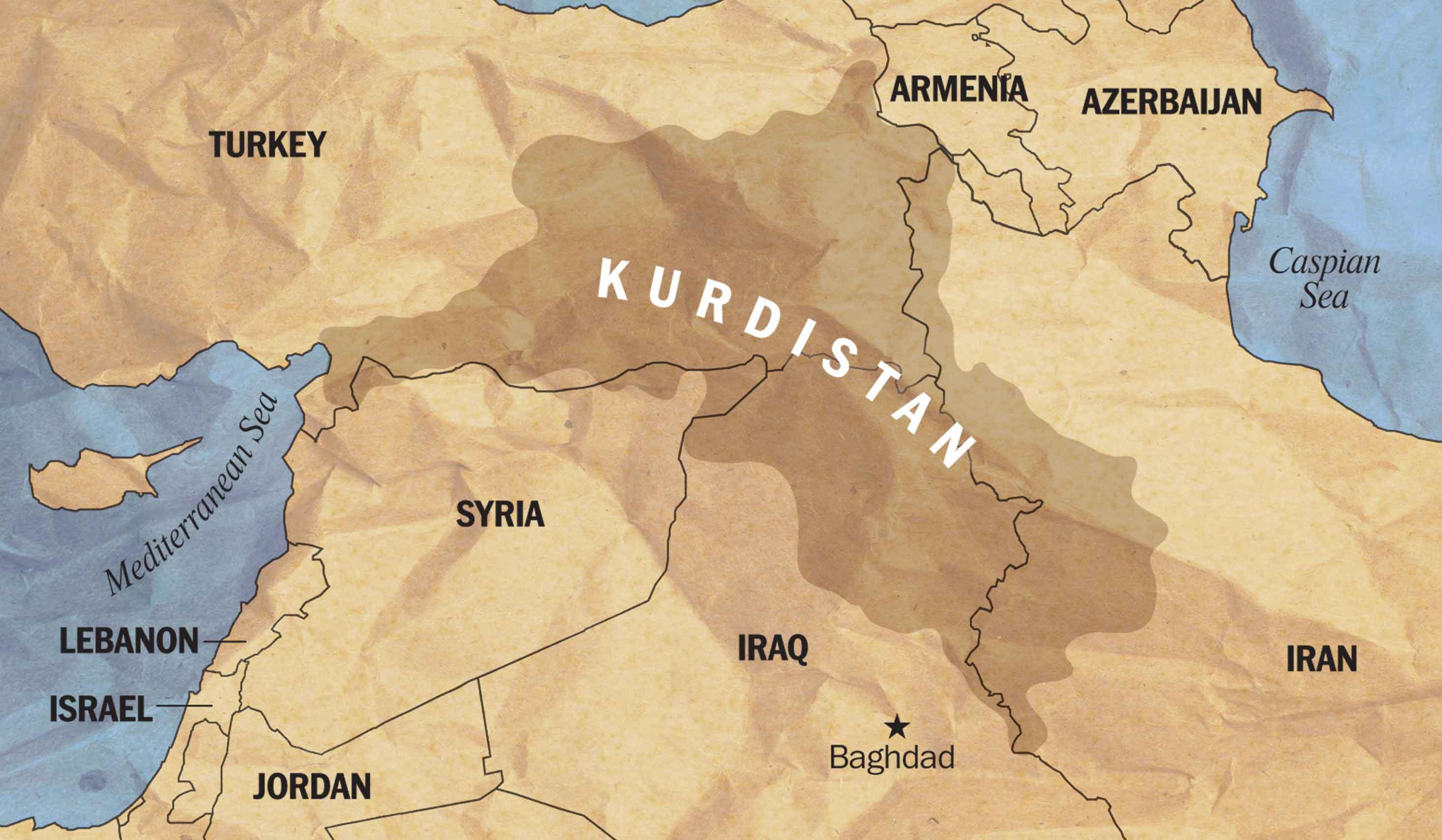 Image result for kurdistan