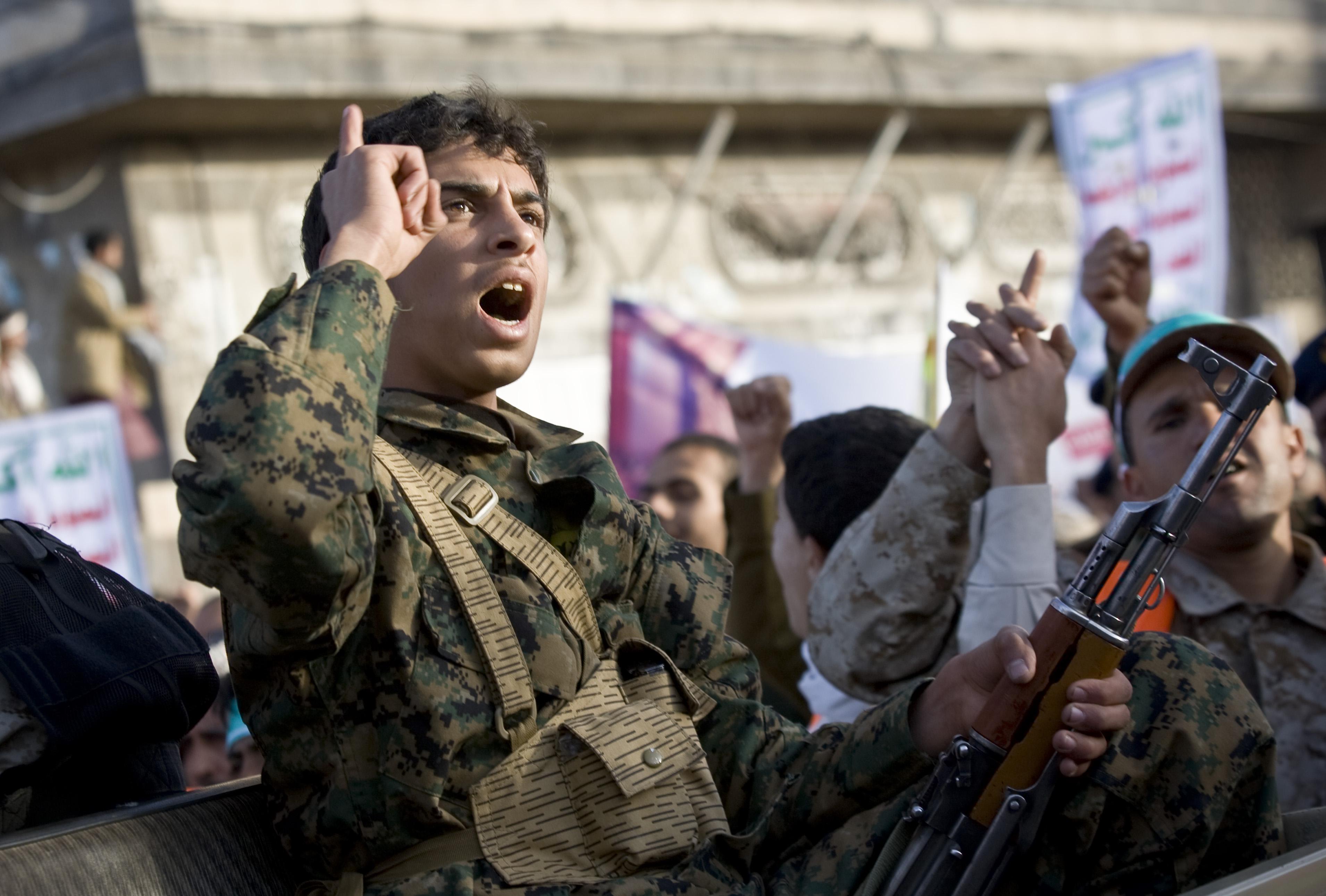 Image result for Showdown in Yemen