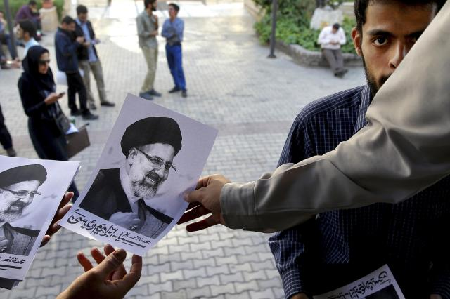 Hard-line Iranian candidate says US should fear Iran