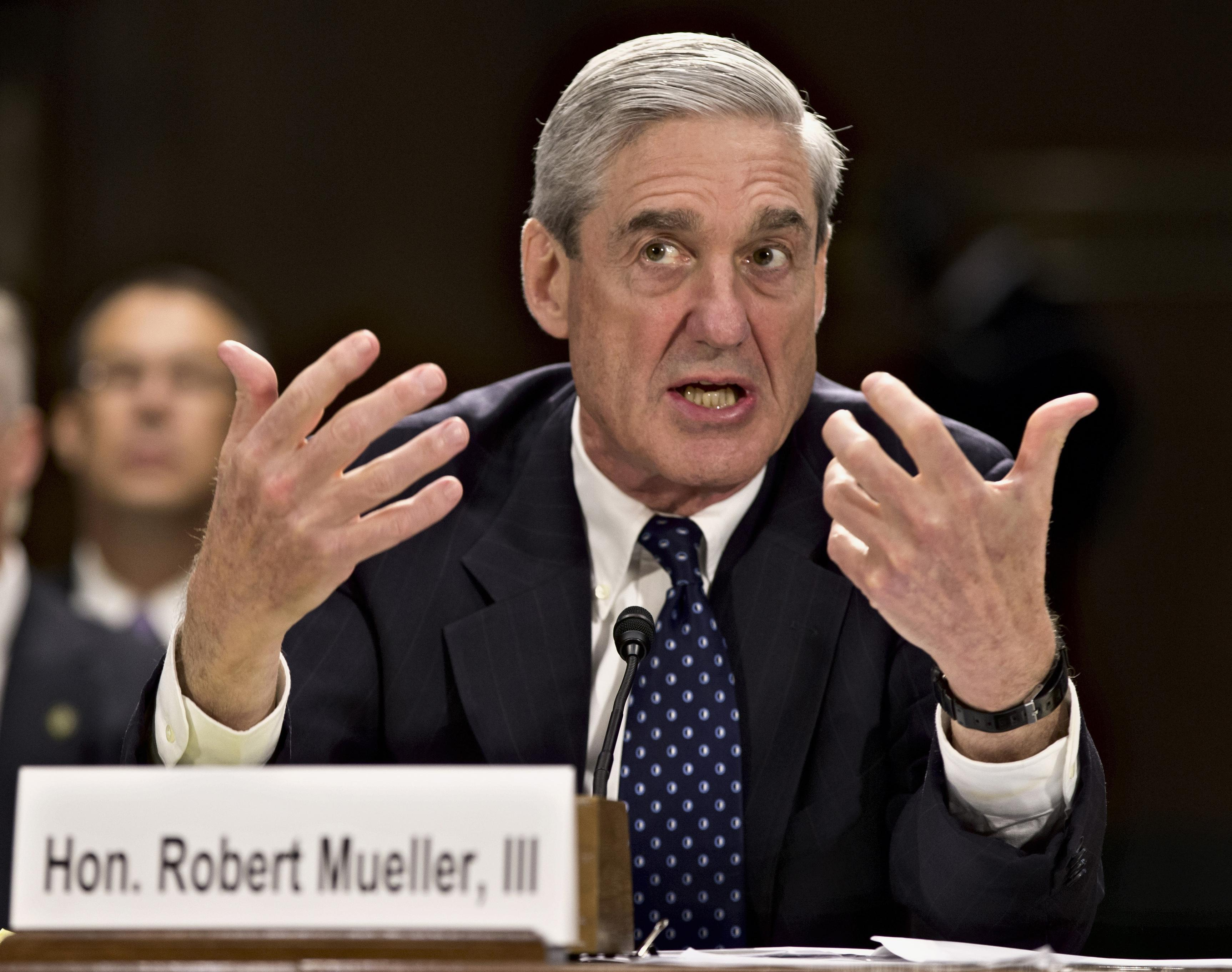Image result for photos of mueller, trump and rod rosenstein