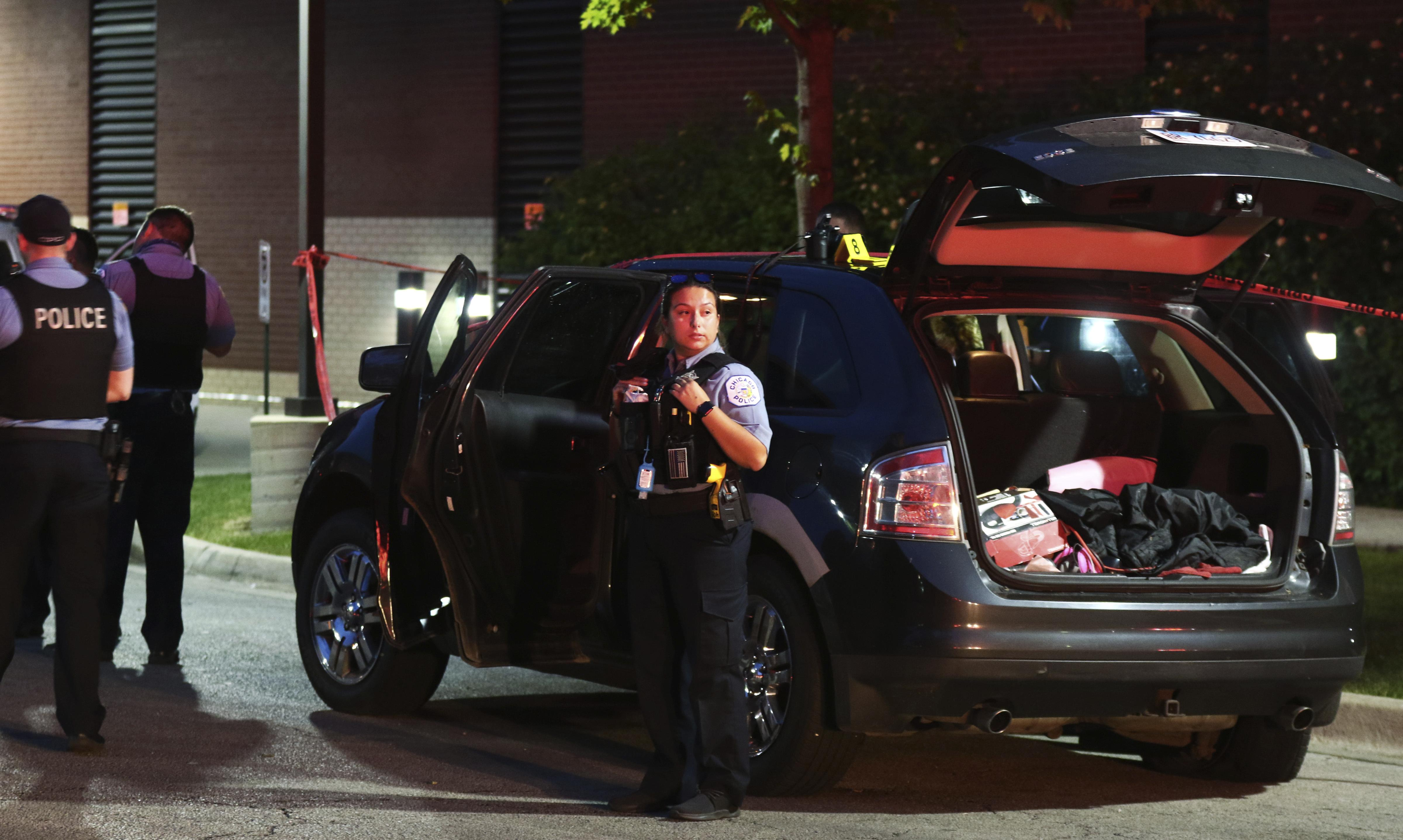 Death Toll 14, 104 shot in violent Father's Day weekend in Chicago