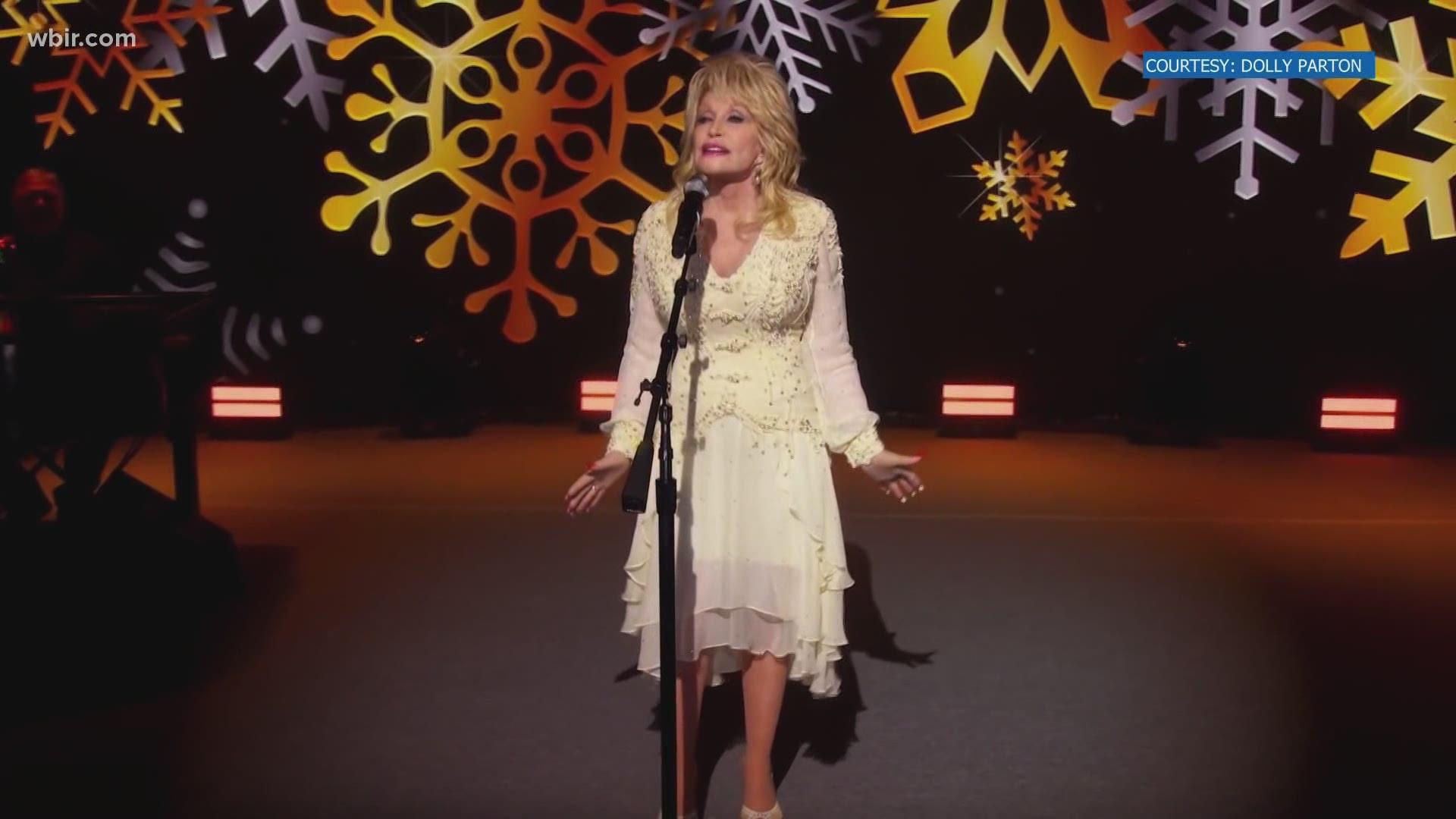 Happy 75th Birthday To Dolly Parton Wbir Com