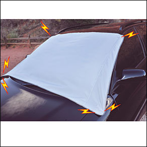 Magnetic Windshield Cover Car Windshield Cover Walter
