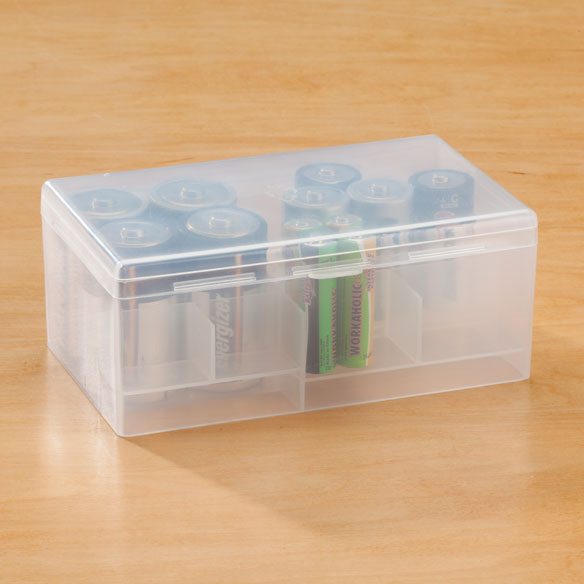 Multi Battery Storage Case Battery Storage Container