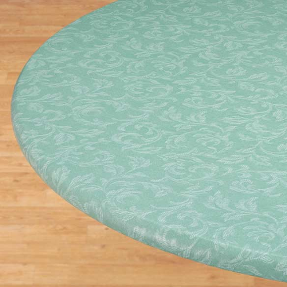 Villa Elastic Round Tablecloth Elastic Tablecloth