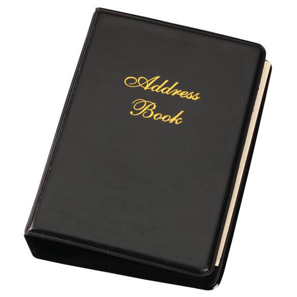 Desktop Address Book Refillable Address Book Walter Drake