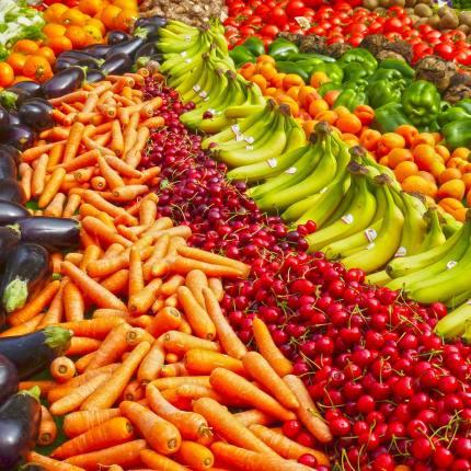 antiossidanti della frutta