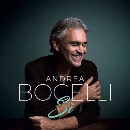 Andrea Bocelli al numero uno negli USA