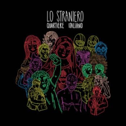 Lo Straniero - Quartiere Italiano copertina