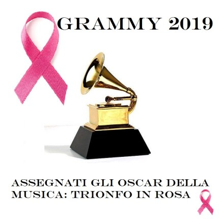 Grammy 2019: Trionfo in rosa