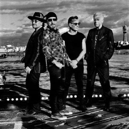 "Gli U2 sbarcano in India con ""Ahimsa"""