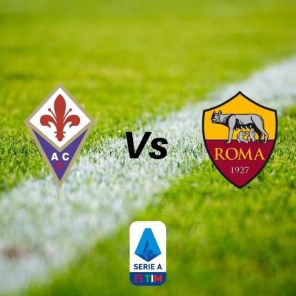 Dove vedere Fiorentina Roma