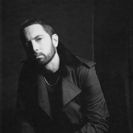 Eminem nuovo album foto