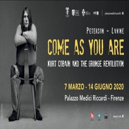 Da oggi mostra fotografica di Kurt Cobain a Firenze