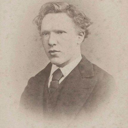 """Ladri rubano il quadro di Van Gogh """"Il Giardino di primavera"""" foto"""