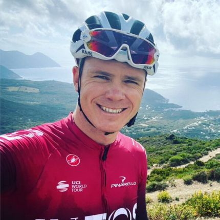 Chris Froome commenta le nuove date