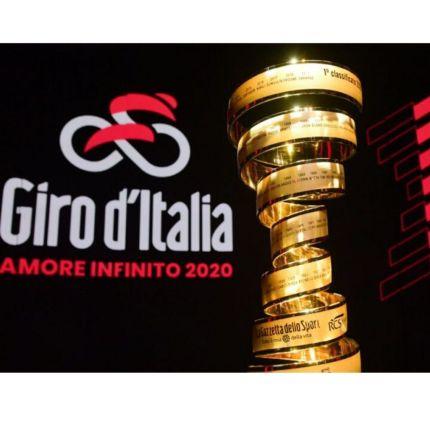 I corridori presenti al Giro d'Italia