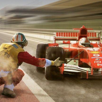 La F1 scende in pista