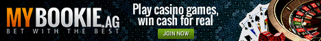 MyBookie Sportsbook and Casino on your Mobile Bet your favorite sports on the go with MyBookie mobile betting platform and don't miss a piece of the action.