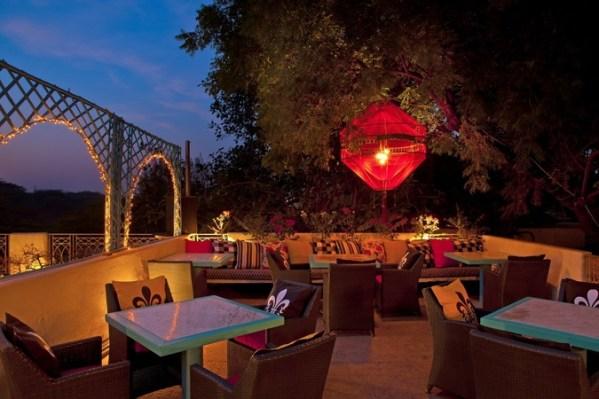 Image result for olive bar & kitchen mehrauli