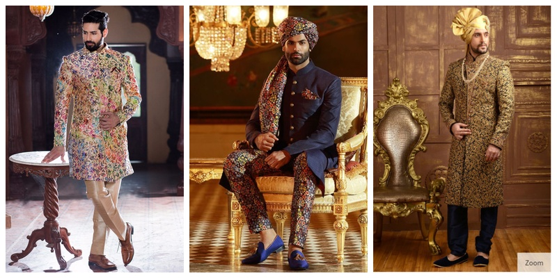 20 Wedding Dresses For Men In India Which Are Totally In